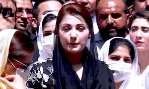 Maryam denies deal with govt, insists PML-N is intact