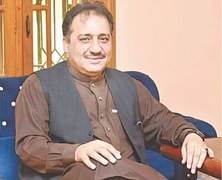 Zahoor Agha appointed governor of Balochistan
