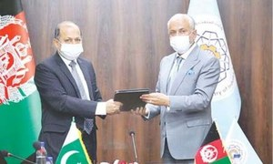 Afghan transit trade pact extended for six months
