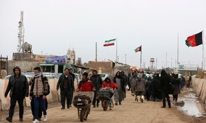 Taliban capture Afghan border crossing with Iran