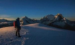 پہاڑوں اور فضاؤں پر جان چھڑکنے والے ولاری روزوف سے ملاقات