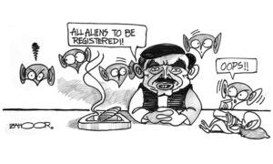 Cartoon: 10 July, 2021