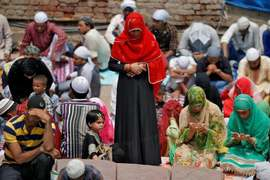 Indian police investigate misuse of Muslim women photos in fake online 'auction'