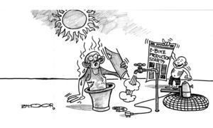 Cartoon: 11 July, 2021