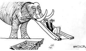 Cartoon: 12 July, 2021