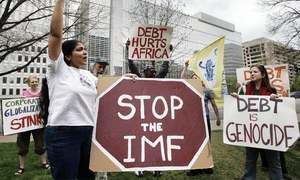 Why is the IMF so unpopular?
