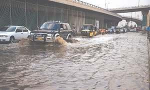 One dies of electrocution as Karachi receives light rain