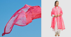 Creating Breast Cancer Awareness with a Dupatta