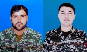 کے پی: کرم میں دہشت گردوں کے خلاف کارروائی میں پاک فوج کے دو اہلکار شہید
