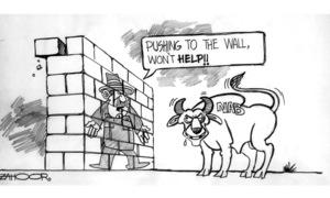Cartoon: 14 July, 2021