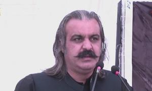 سی ای سی آزاد کشمیر نے وفاقی وزیر کے خلاف نئی انکوائری کا حکم دے دیا