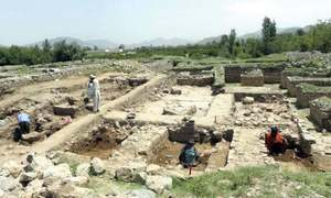 Archaeological sites around Taxila being restored for religious tourism