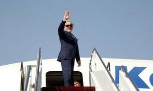 Afghan leaders leave for Doha seeking to revive stalled peace talks