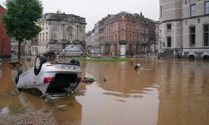 Rescuers rush to help as Europe's flood toll surpasses 125