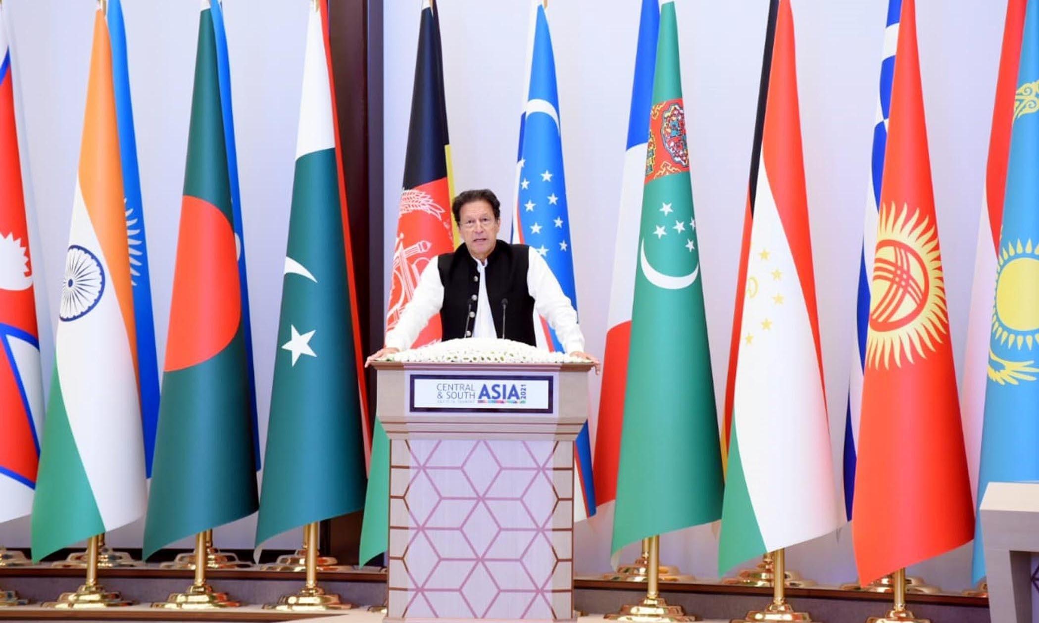 PM delivers stinging rebuke after Ghani's outburst