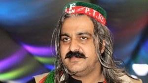 آزاد کشمیر الیکشن کمیشن نے علی امین گنڈاپور پر پابندی لگا دی