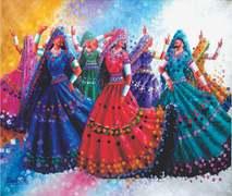 EXHIBITION: THE DANCE OF JOY