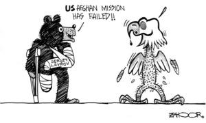 Cartoon: 20 July, 2021
