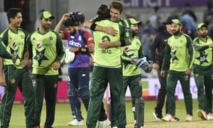 پاکستان اور انگلینڈ فیصلہ کن ٹی 20 میں آج مدمقابل