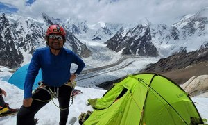 Hope fades for missing South Korean amputee climber on Broad Peak