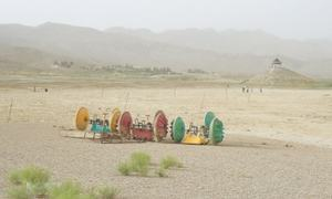 Quetta's Hanna Lake — a forbidding face of climate change
