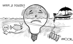 Cartoon: 21 July, 2021