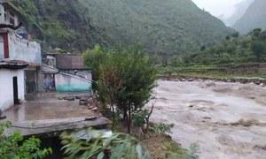 خیبر پختونخوا میں بارشیں، سیلاب سے 15 افراد جاں بحق