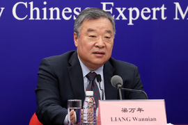 China shared all data with WHO, expert says