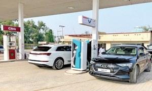 وفاقی وزیر الیکٹرک گاڑیوں کی درآمد پر ٹیکس میں کمی کے خواہاں