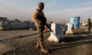 Biden authorises $100m in emergency funds for Afghan refugees