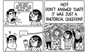 Cartoon: 25 July, 2021