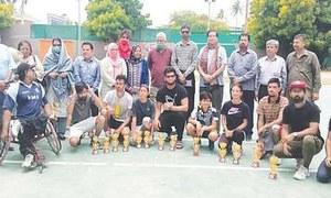 Farhan, Irfan win ranking tennis titles