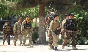 Afghan forces capture four Taliban fighters for Eid rocket attack