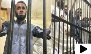 آزاد کشمیر الیکشن: پولیس نے لیگی رہنما کو گرفتار کرلیا