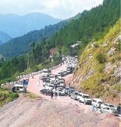 Swat, Mansehra witness worst gridlocks
