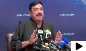'نوازشریف کا ایک ہی ایجنڈا ہے، اینٹی آرمی، اینٹی اسٹیبلشمنٹ اور اینٹی عمران خان'