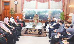 Islamabad, Riyadh vow to work for stability in S. Asia, ME