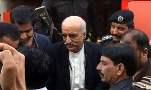 SHC rejects Khursheed Shah's bail in accumulation of assets case