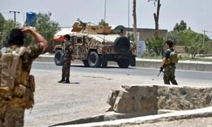 افغانستان: اسپن بولدک میں 'داخل ہونے کی کوشش' پر 4 صحافی گرفتار
