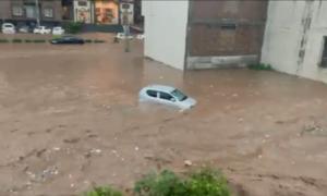 2 killed as urban flooding hits parts of Islamabad following cloudburst