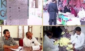آزاد کشمیر میں انتخابی عمل کا آنکھوں دیکھا حال