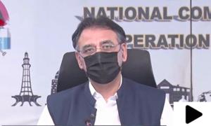 'ملک بند کرکے وبا کا مقابلہ نہیں کرسکتے'