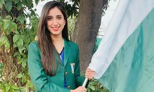 Olympian Mahoor Shahzad apologises for her comments on 'Pathans'