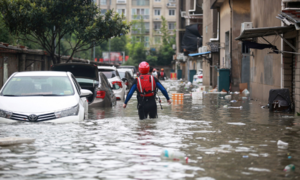 China accuses BBC of 'fake news' over floods reporting