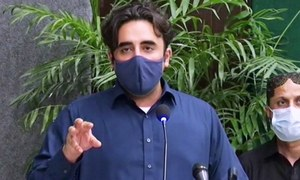 PPP preparing to deal with blowback of Afghan situation in Karachi: Bilawal