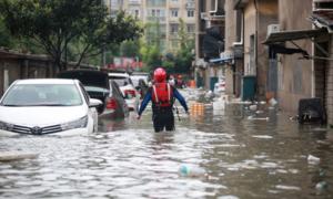 چین کا بی بی سی پر سیلاب سے متعلق 'جعلی خبریں نشر' کرنے کا الزام