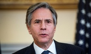 US wants Pakistan to play its vital role, says Blinken