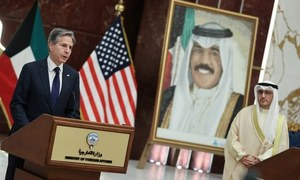امریکا جنگ کے حامی افغان افراد کی منتقلی کیلئے سرگرم، کویت سے بات چیت