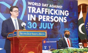 National Action Plan to combat human trafficking launched