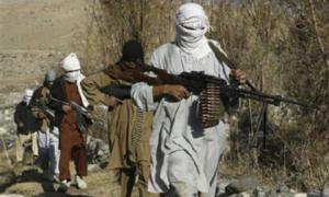 China-Taliban meeting